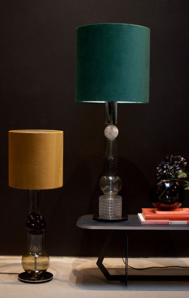 Vintage Bordlampe | Design By US Ildfluen