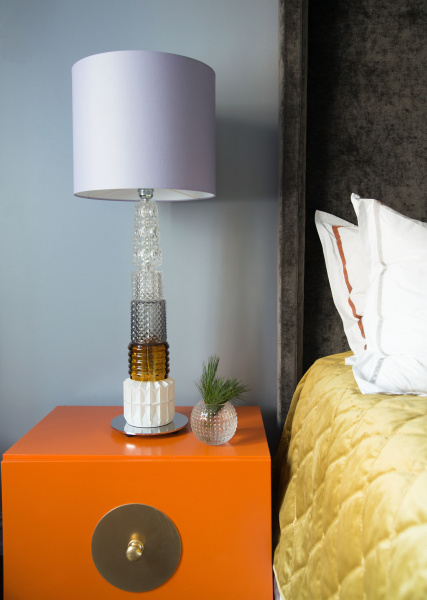 Design by Us Mini Vintage Bordlampe Fri Frakt!